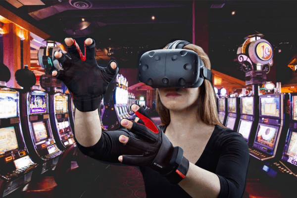What is Virtual Reality Casino? Gambling of the Future