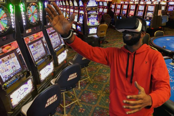 Why Is Virtual Reality Assuming an Important Role in Casinos?